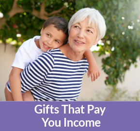 Gifts That Pay You Income Rollover